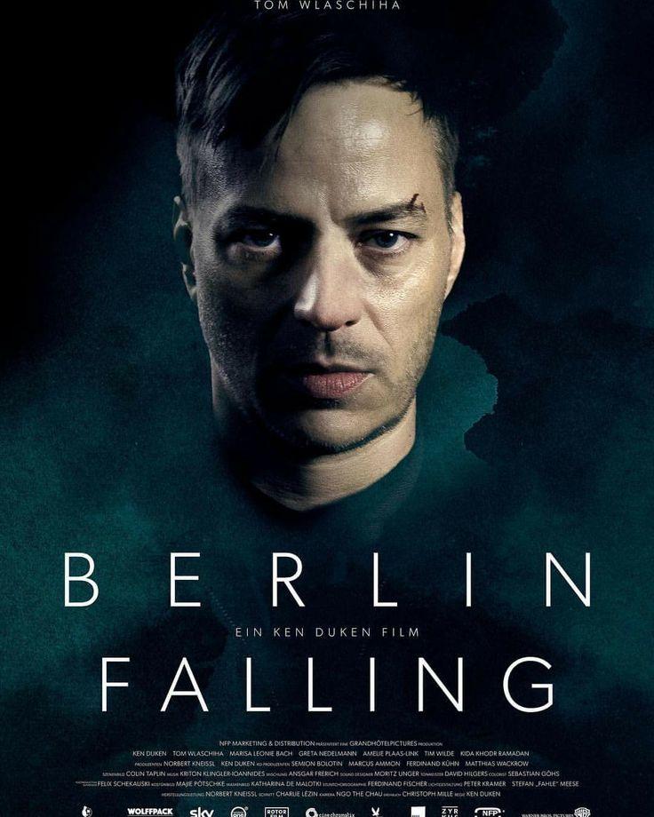 Amazing poster of Tom Wlaschiha from the movie  BERLIN FALLING with Ken Duken!   #tomwlaschiha BERLIN FALLING Poster --- exklusiv vom 13.-15. Juli im Kino ! @berlin_falling @kendu79  @khodrkida @marisaleoniebach @amelieplaaslink @wolffpack_vision @nfp.kino @warnerbrosde @skydeutschland @zyrkusbln @opel #grandhotelpictures #kino #roadmovie #thriller