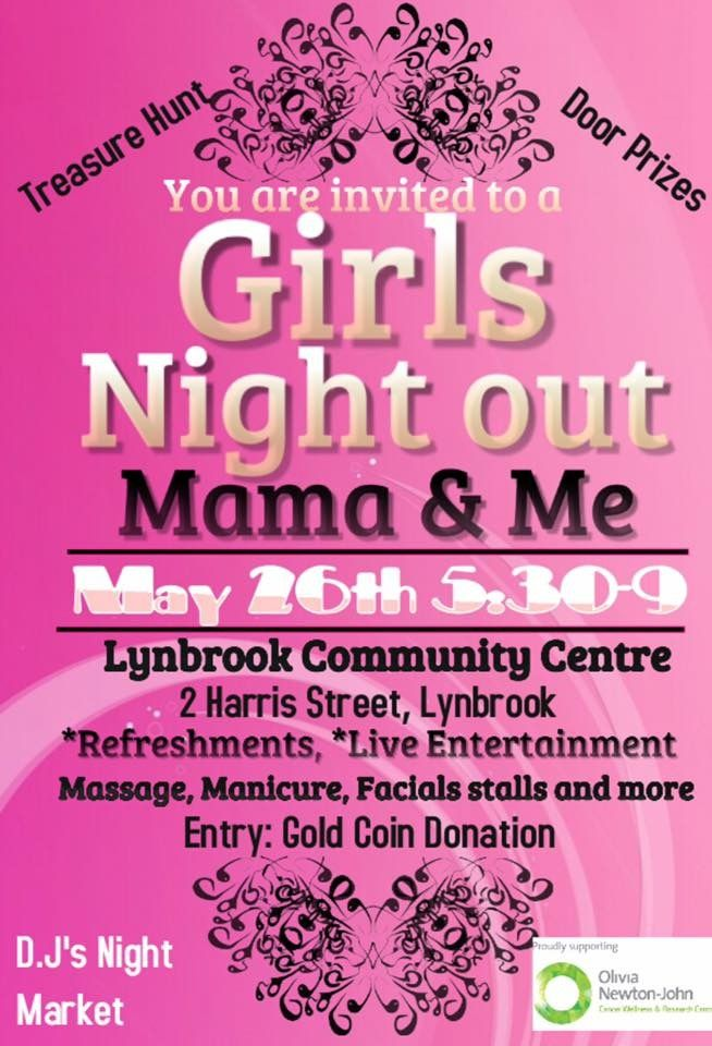 We're looking forward to a fun night with the girls next Friday at DJ's Night Market in Lynbrook! Come join us for great food, live music, gorgeous stalls including a special selection from our canvas bag collection and lots of opportunity to give yourself the pampering you deserve. Entry is just a gold coin donation which will be added to the funds that are raised from their treasure hunt card and raffles, and donated to the Olivia Newton John Wellness Centre. Hope to see you there…