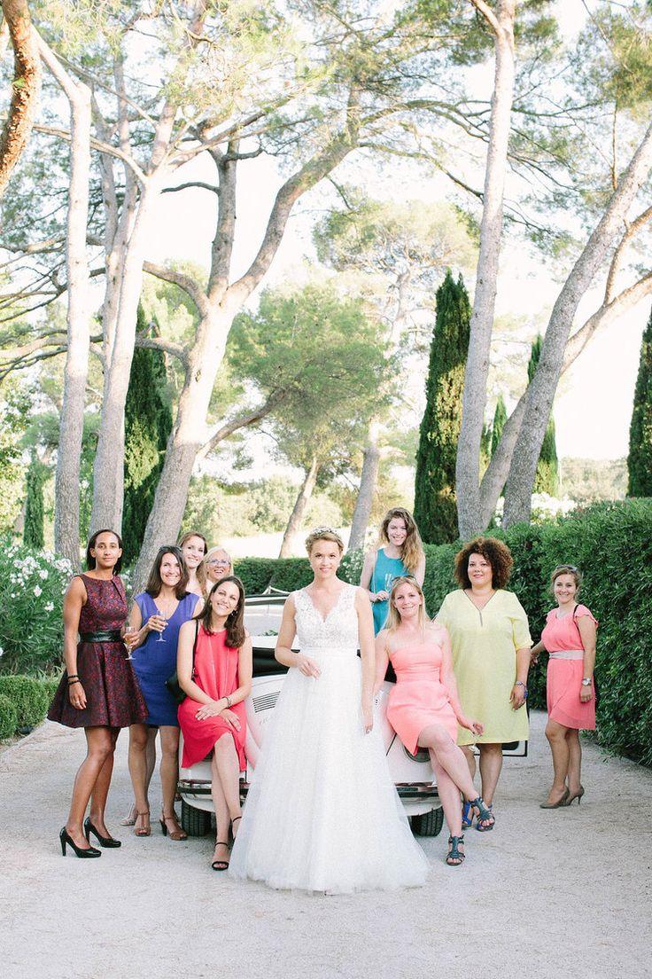 This is a luxury, romantic and elegant wedding in Provence at Chateau de la Tour Vaucros. #wedding #chateaudelatourvaucros #avignon #provence #elegant #luxury #wedding #photographer #photographe #mariage © saya photography #studioohlala #sayaphotography #cocktail #limonade #homemade #guest #chateau-de-la-tour-vaucros #diner #reception #bride #pastel #bridal #champagne #bridesmaids