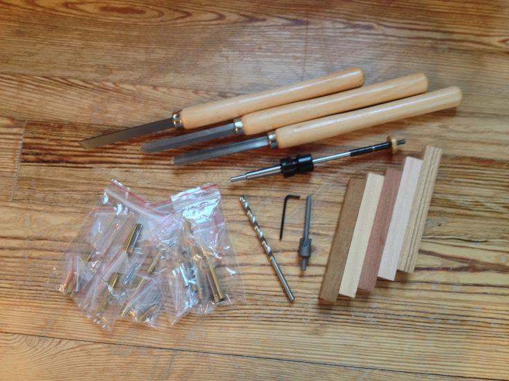 Pen Making Supplies. We carry everything for Turning Pen Kits, Pen Lathes,Pen Blanks,Pen Turning Supplies, Pen Mandrels & More