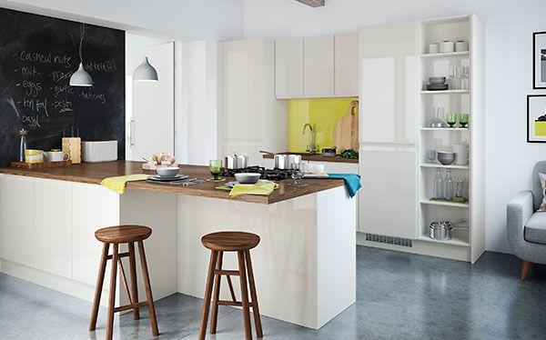 John Lewis Savina kitchen