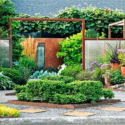 23 small yard design solutions Gardens Small yards and