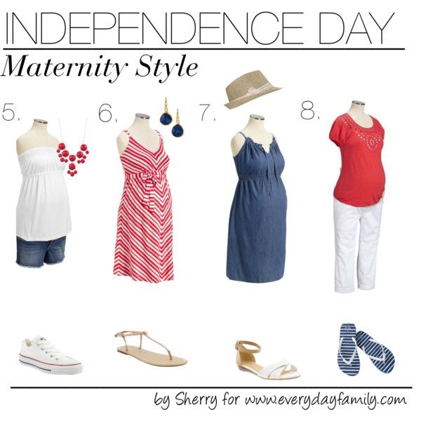 4th of july maternity tops