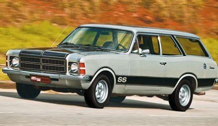 Chevrolet Opala Caravan                                                                                                                                                                                 Mais