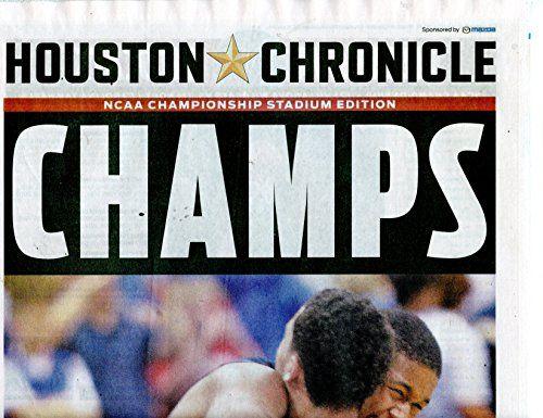2016 Houston Chronicle Newspaper - Villanova Wildcats Nat... https://www.amazon.com/dp/B01E31QDT8/ref=cm_sw_r_pi_dp_x_rKaxyb8N5GDPT