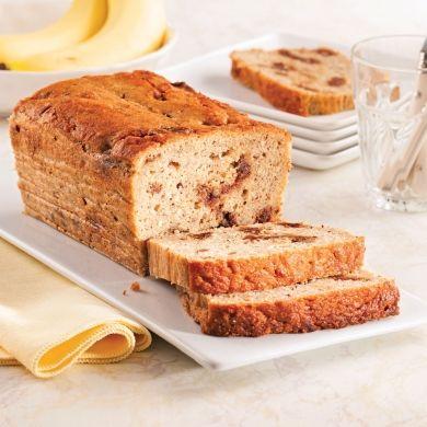 Pain aux bananes et dattes sans gluten - Recettes - Cuisine et nutrition - Pratico Pratique