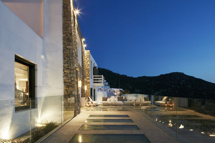 Welcome to the Myconian Avaton Resort! Your romantic getaway!