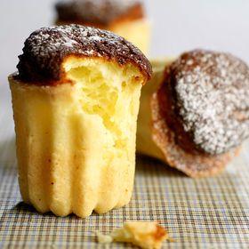 Mini-cakes au fromage blanc - Cuisine actuelle mobile