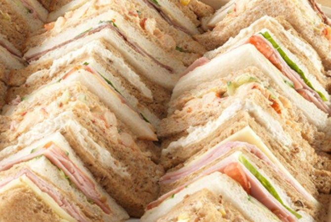 Costco Sandwich Platters