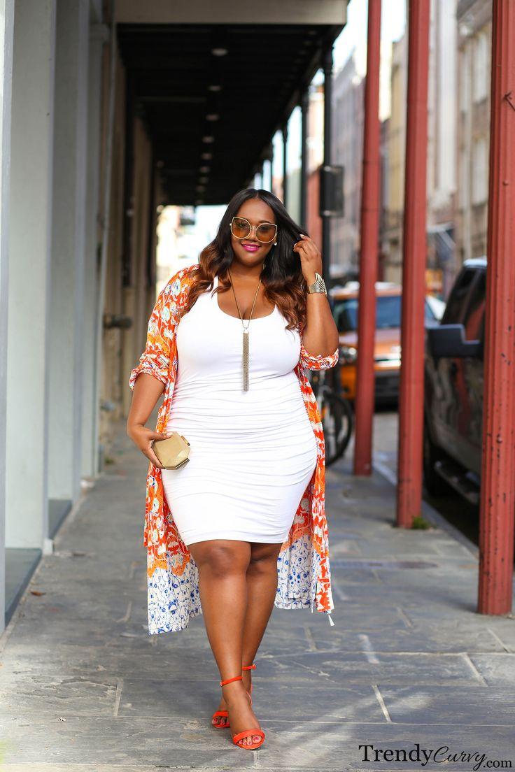 TrendyCurvy Travels: New Orleans | Plus Size Fashion