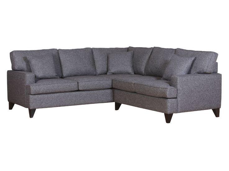 sectional sofa • Van Gogh Designs | The Art of Comfort