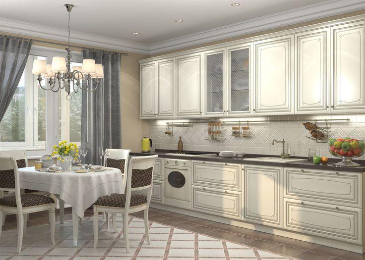 СКИДКА 38% на Кухня Interium Классика.17 в магазине Mr.Doors https://xn----7sbbrr1acpfy0cc2ic.site/tovar/kuhnja-interium-klassika-17-14162.html Цена: 318074 руб.Дизайн белой классической кухни в исполнении специалистов Mr.Doors Дизайн белой кухни в классическом стиле, представленной на фото, разработан эксклюзивно для Mr.Doors в лучших традициях лаконичной и элегантной классики. Каждая деталь декора оказалась на этой кухне не случайно: смеситель, ручка и вентили духового шкафа выдержаны в…