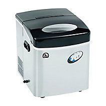 Igloo Stainless Steel Ice Maker, 5-L