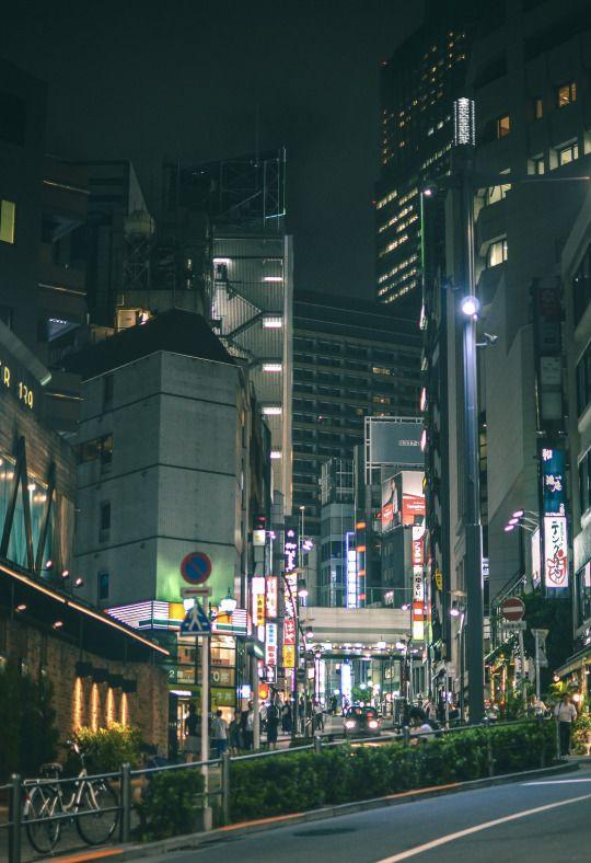 Tokyo, Roppongi