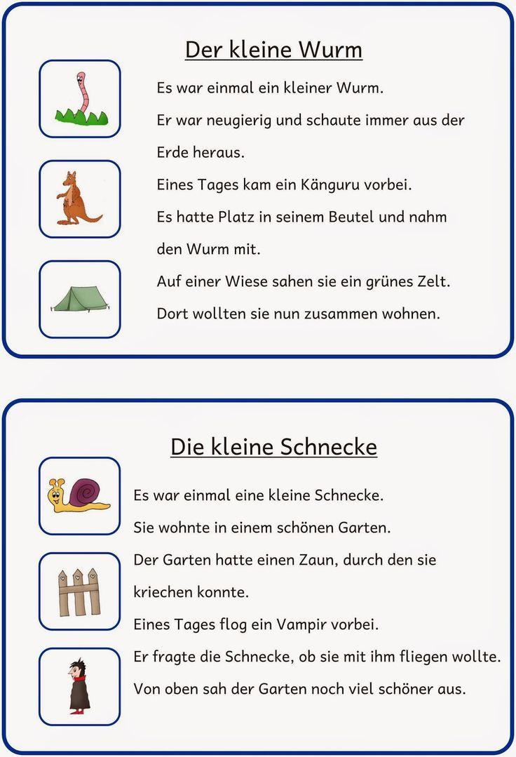 Lernstübchen: kleine Lese- und Schreibkartei (2)