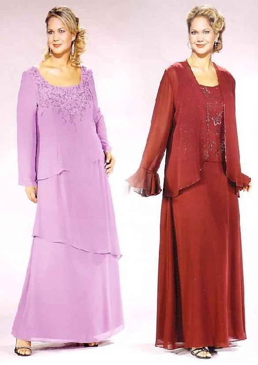 sister of the bride plus size dresses