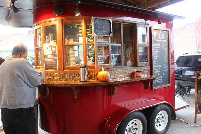 Food/Coffee Cart
