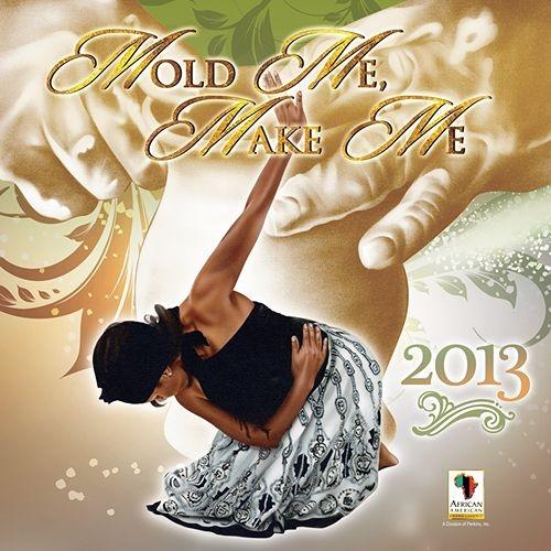 ... Me Make Me 2013 Wall Calendar | African American Calendars - 201