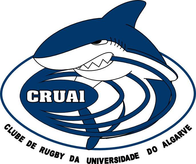 Logótipo do Clube de Rugby da UAlg