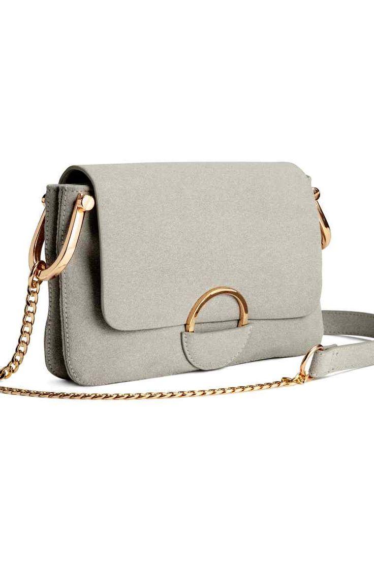 Shoulder bag - Light grey - Ladies | H&M GB