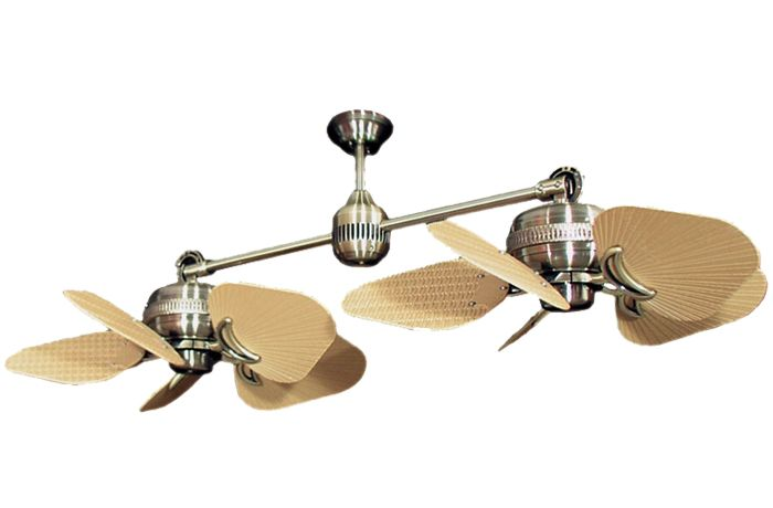 12 Best Double Ceiling Fans Images On Pinterest Double