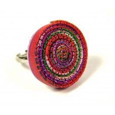 Gyűrű - Spirál kollekció - 0404