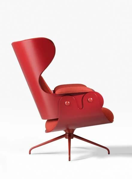 "Barcelona Design armchair ""Lounger"""