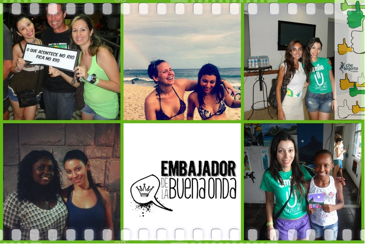 #embajadores #BuenaOndaPatricia