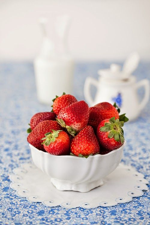Strawberries | Cooking Melangery - Yelena Strokin