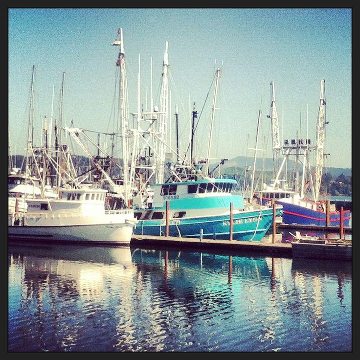 Newport oregon oregon pinterest oregon and newport for Newport oregon fishing charters