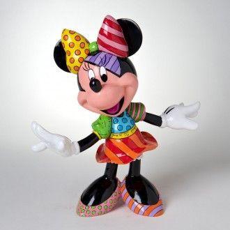 Minnie Mouse Figurine. Disney by Romero Britto