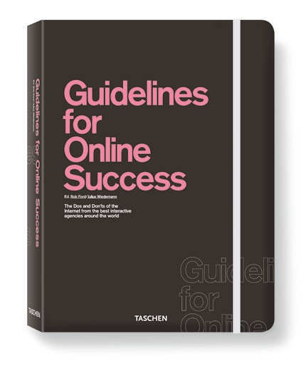 Guidelines for online success.