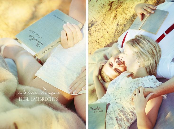Jannie & Anasta vintage engagement shoot