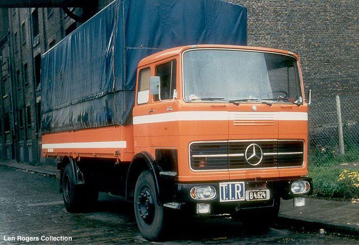 15 best images about vintage mercedes trucks on pinterest for Old mercedes benz trucks