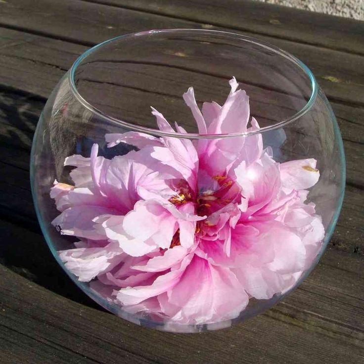 97 best les vases boule images on pinterest | centerpieces, floral