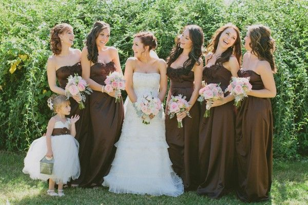 228 Best Images About Chocolate Lovers Wedding Inspiration