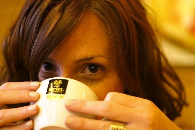 Cafe en Cusco