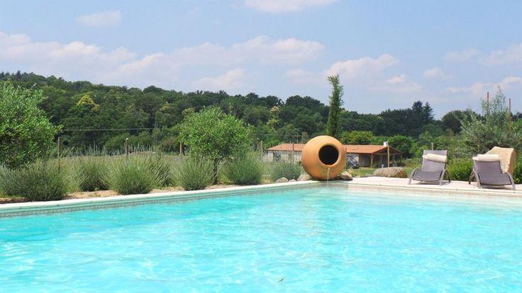 Chambres d'hôtes Gîtes de France - SAINT SYMPHORIEN SUR COUZE - 5 chambres - Réf : 87G3714