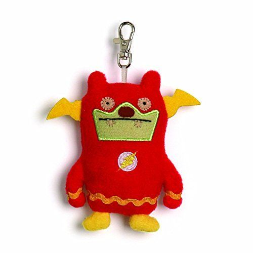 Gund Uglydoll Jeero The Flash Backpack Clip [parallel import goods]