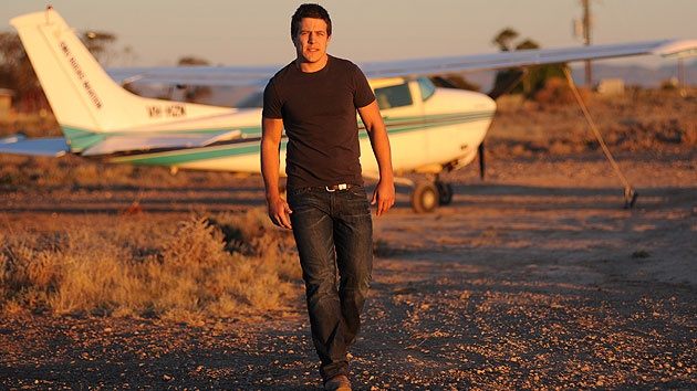 Brax in the outback