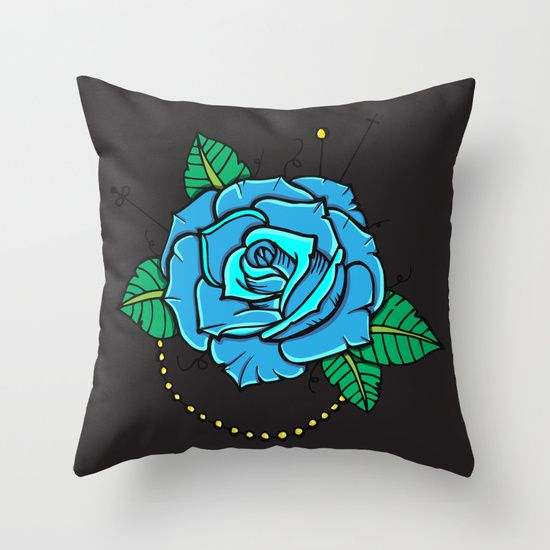 Buy Rose I by MAJA as a high quality Throw Pillow. Worldwide shipping available at Society6.com. Just one of millions of products available.