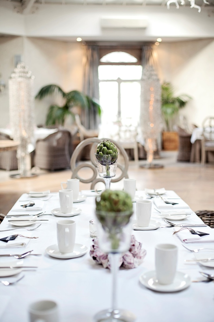 Breakfast wedding at Pure superb decor & food