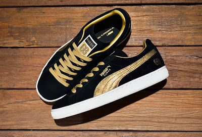 Puma Suedes 45th Anniversary | '68 pack and Sapphire