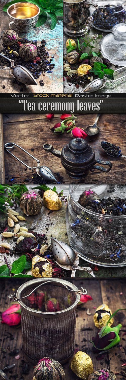 Чайная церемония для заваривания чая