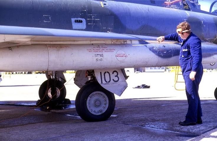 Mirage IIID RAAF A3-103
