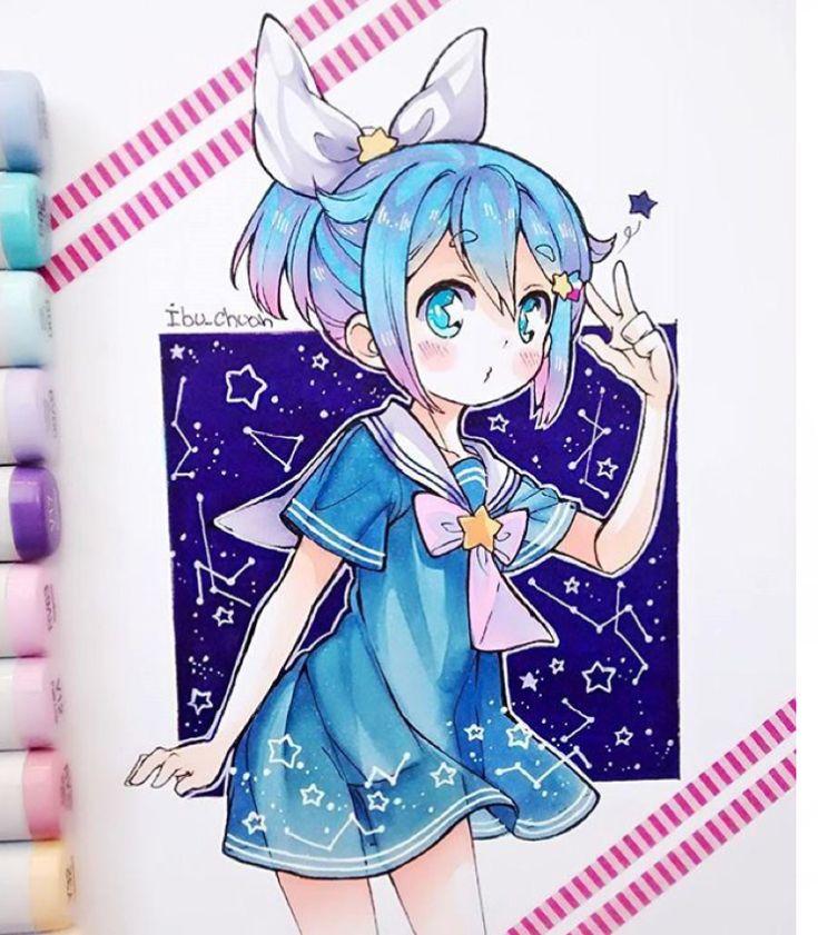Pin by retno mardiwahyuni on Kawaii Drawings Cute anime