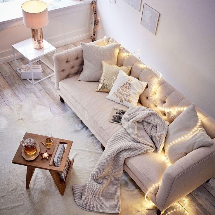 206 best Herbstliche Wohnideen images on Pinterest Decorating - wohnzimmer beige gold