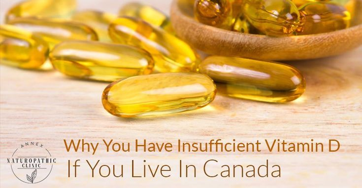 Why You Have Insufficient Vitamin D If You Live In Canada - 572 Bloor St W #201 Toronto ON M6G 1K1 647-624-5800 https://goo.gl/maps/uVRBvcyoUa62 | #WP