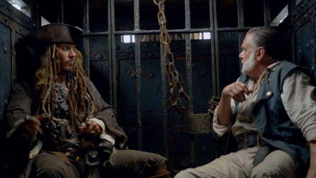 Locações - Piratas do Caribe 4: Navegando Em Aguas Misteriosas