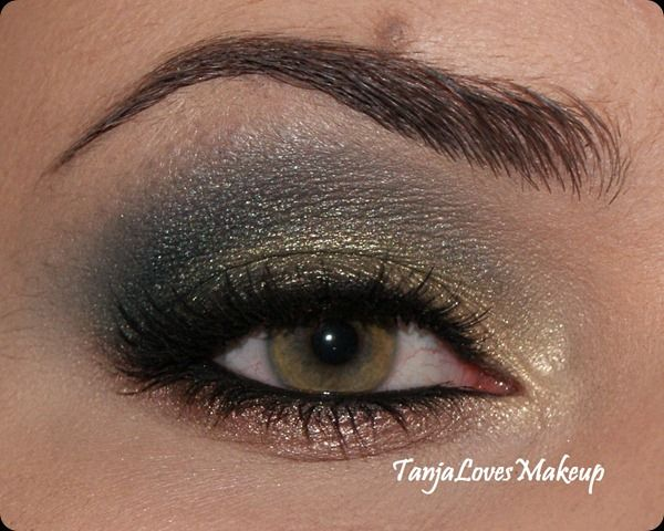 EOTD: Fall eye look using the Sleek Original palette!
